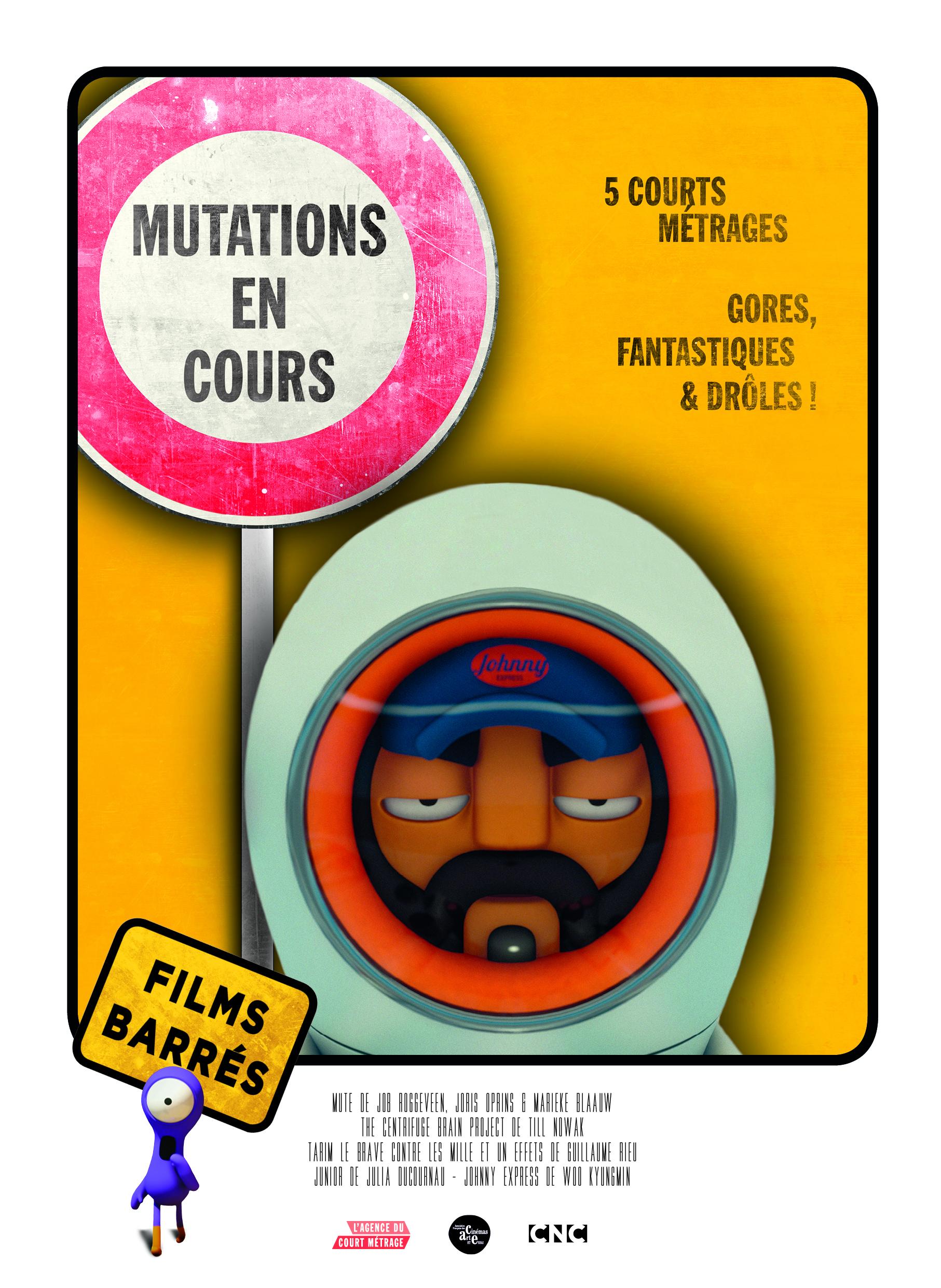 Mutations en cours