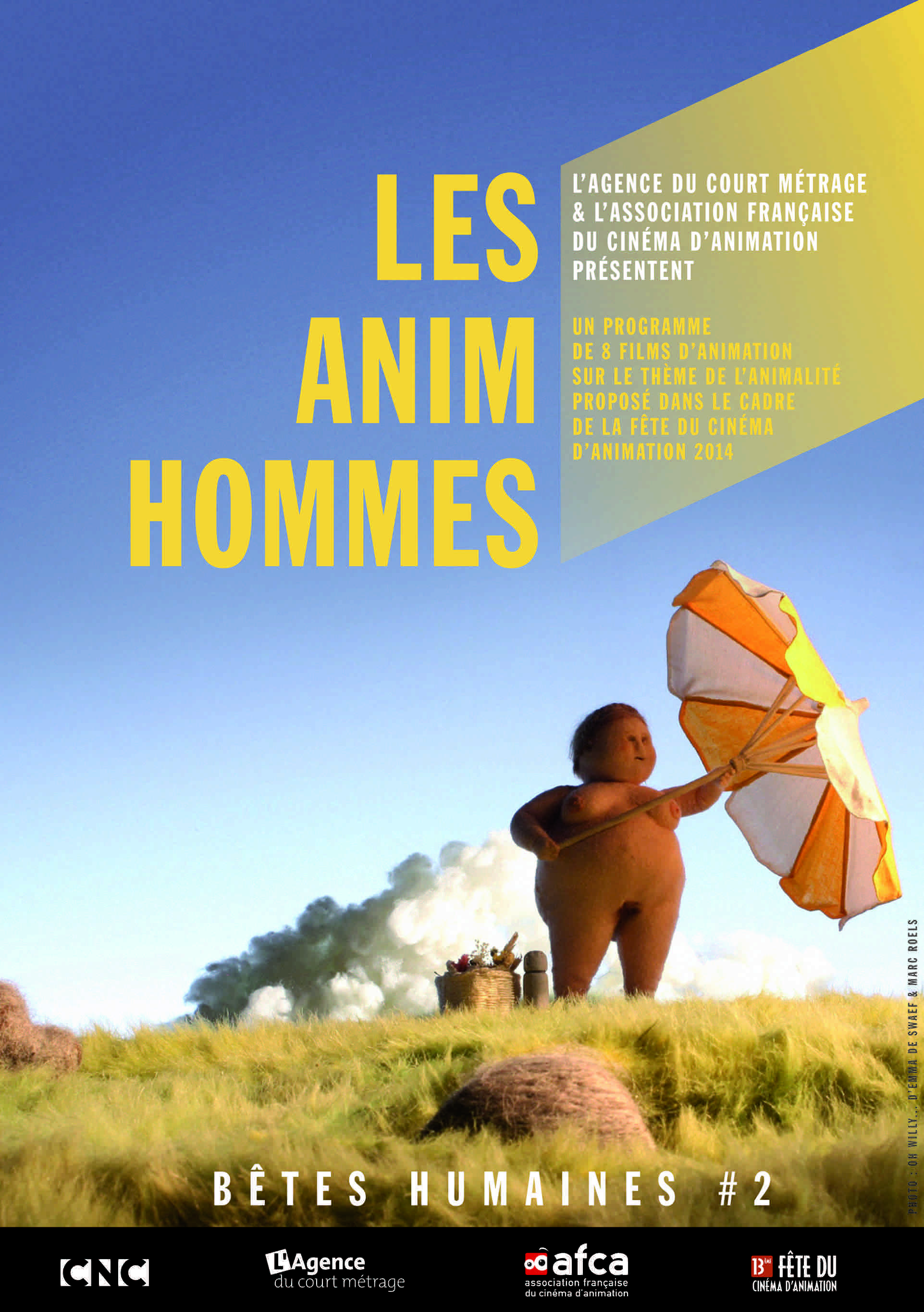 Les Animhommes